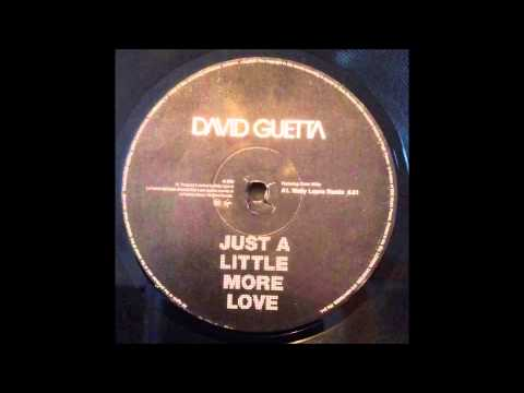 David Guetta Feat. Chris Willis - Just A Little More Love (Wally Lopez Remix)
