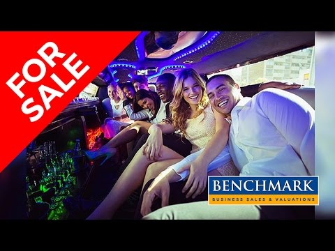 Busy Limousine Business For Sale | $180,000 Plus Takeover Vehicle Leases