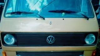 VW Т3  глушитель от москвича 2141(, 2013-06-27T20:18:00.000Z)
