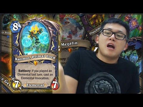OP Shaman Legendary + Others: CARD REVIEW