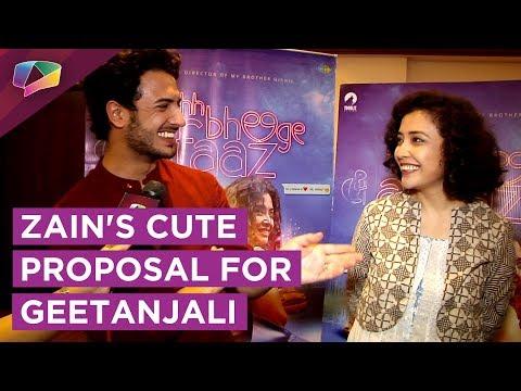 Valentine's Special: Zain- Geetanjali tell us what Love is..