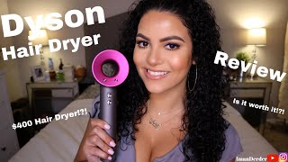 Dyson Supersonic Hair Dryer Review   Is it worth it?