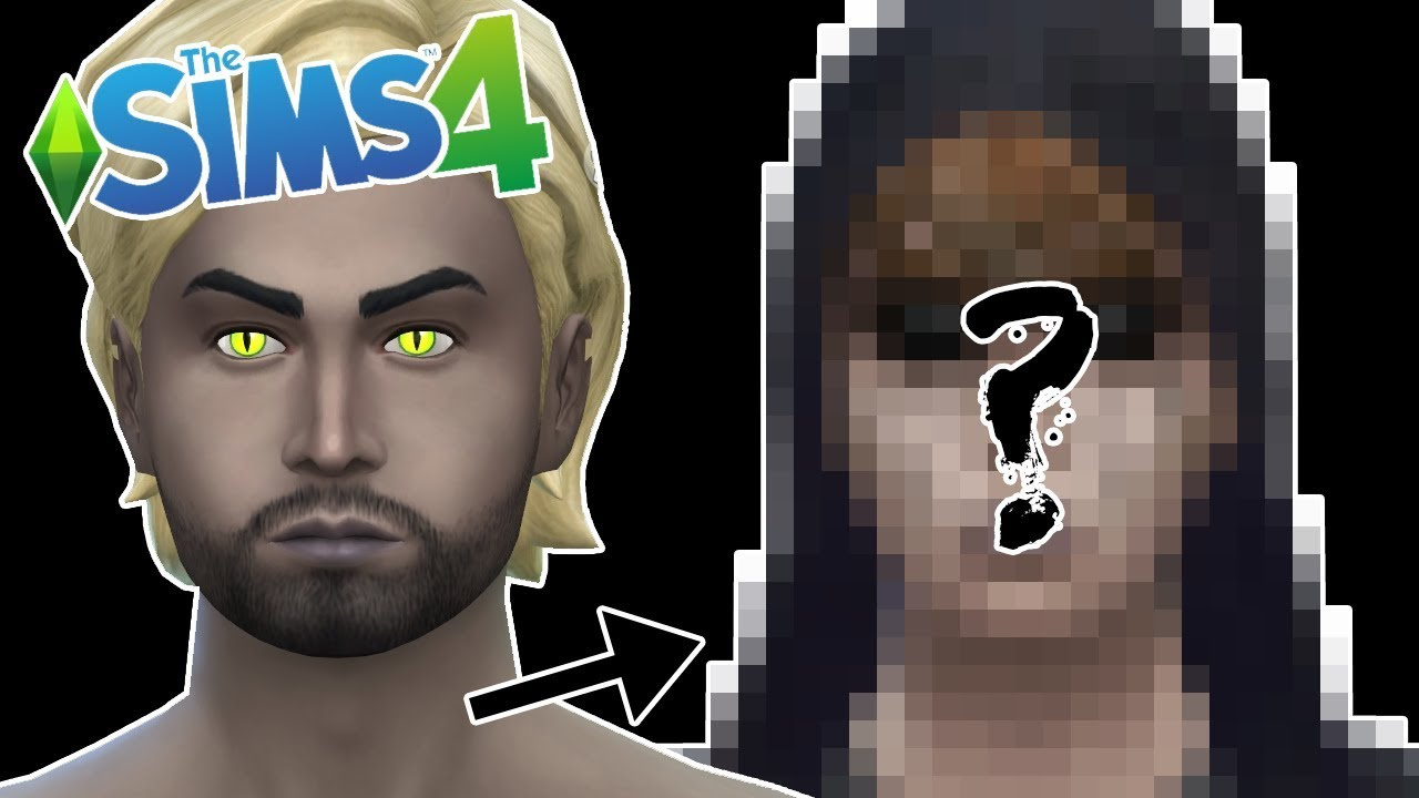 COULD IT BE?!    EYELESS JACK ON THE SIMS 4 | SimPasta Series Ep 4
