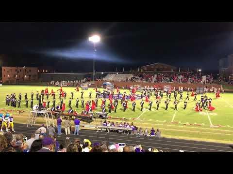 Villa Rica High School Marching Band 2017. Mask of Zorro - Z