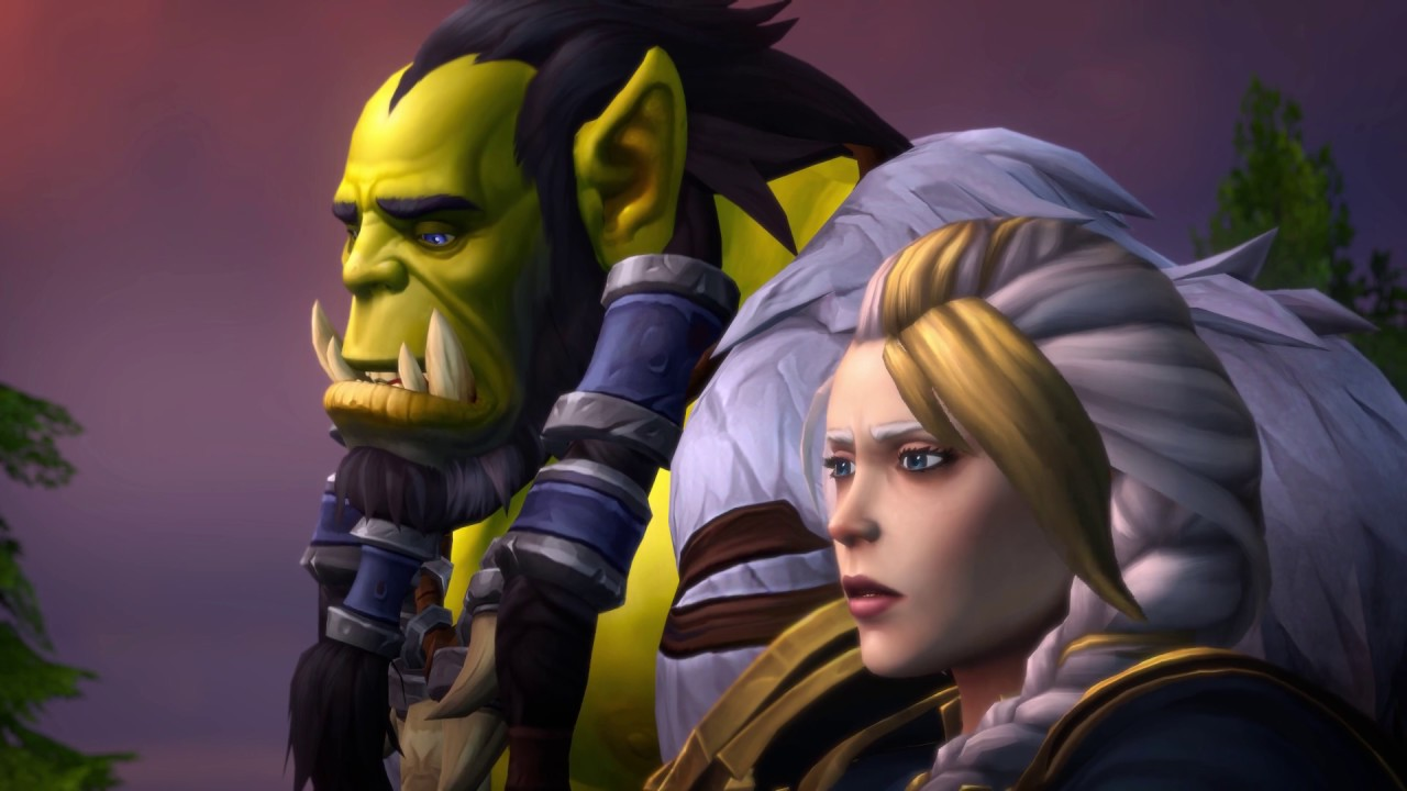 World of Warcraft - The Story Behind The Eternal Palace And What's