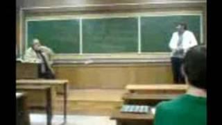 сказка про Красную шапочку на лекции по психологии!!!(Ася вышел к доске и начал рассказывать...)))) просто супер!!!!! и это в нашем универе)))) качество видео получ..., 2008-04-07T18:50:12.000Z)