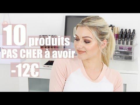 TOP 10 : Produits Pas Chers à Avoir (-12€)