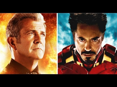 AMC Mail Bag - Robert Downey Jr Says Yes To IRON MAN 4 If Mel Gibson Directs - 동영상