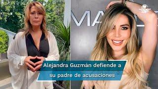 Alejandra Guzmán pide a su hija Frida que se acerque para que juntas busquen ayuda con un terapeuta