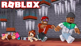 2 PLAYER ESCAPE THE DUNGEON OBBY IN ROBLOX!! (Roblox Livestream)