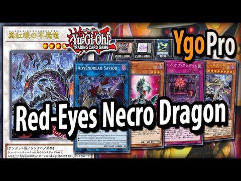 Red-Eyes Necro Dragon (YgoPro) -