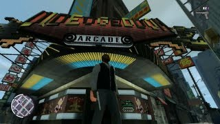 BLOWING UP LIBERTY CITY- GTA 4 (PC)