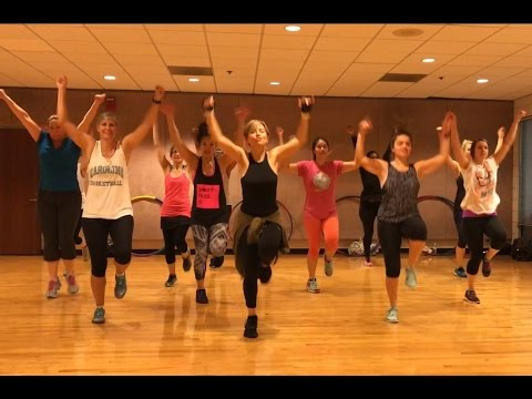 """SIDE TO SIDE"" Ariana Grande - Dance Fitness Workout Valeo Club"