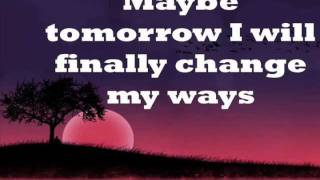 Waiting For Tomorrow - Mandisa LYRICS (2011)