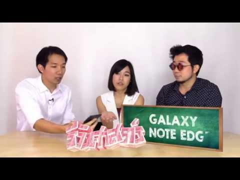 [รีวิวศาสตร์] Samsung Galaxy Note Edge จอโค้งสำคัญไฉน