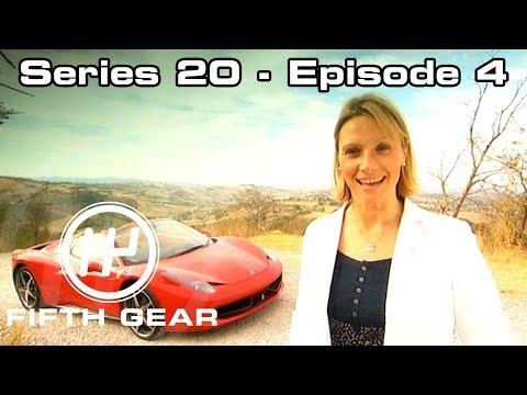 Fifth Gear: Series 20 Episode 4