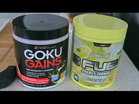 GOKU GAINS VS GFUEL: WHATS THE DIFFERENCE?
