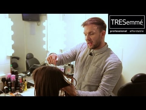 Get Tulisa's BIG bouncy blow dry! - TRESemmé X Factor Salon - The X Factor UK 2012