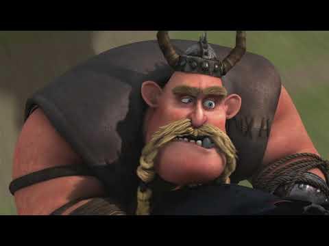 Мультфильм драконы вершники берка 1