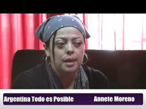 Entrevista con annette moreno youtube for Annette moreno y jardin