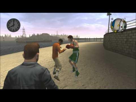 Bully SE: Bif Taylor (Preps) vs Edgar Munsen (Townies / Dropout) (Full HD)