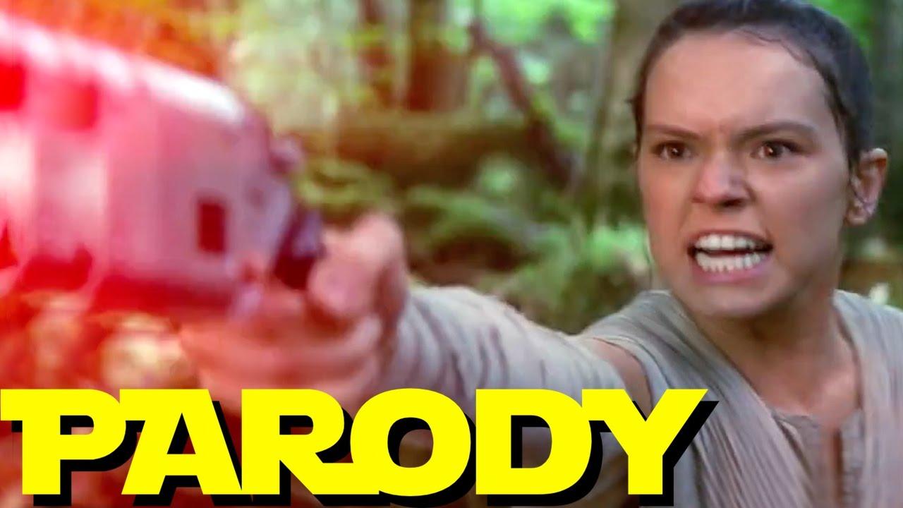 Star Wars 7 Trailer [PARODY!!] - The Fart Awakens | Doovi