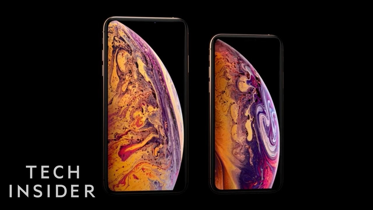 Watch Apple Unveil The New iPhone XR, XS, XS Max