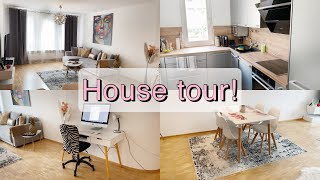 HOUSE TOUR IN GERMANY with jacuzzi 2020