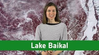 Earth from Space: Lake Baikal