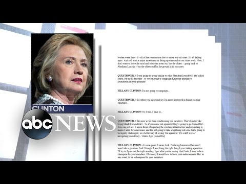 Hillary Clinton Emails in New WikiLeaks Dump
