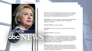 Hillary Clinton Emails in New WikiLeaks Dump