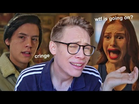 Film Student Watches Cringey Riverdale Scenes With No Context