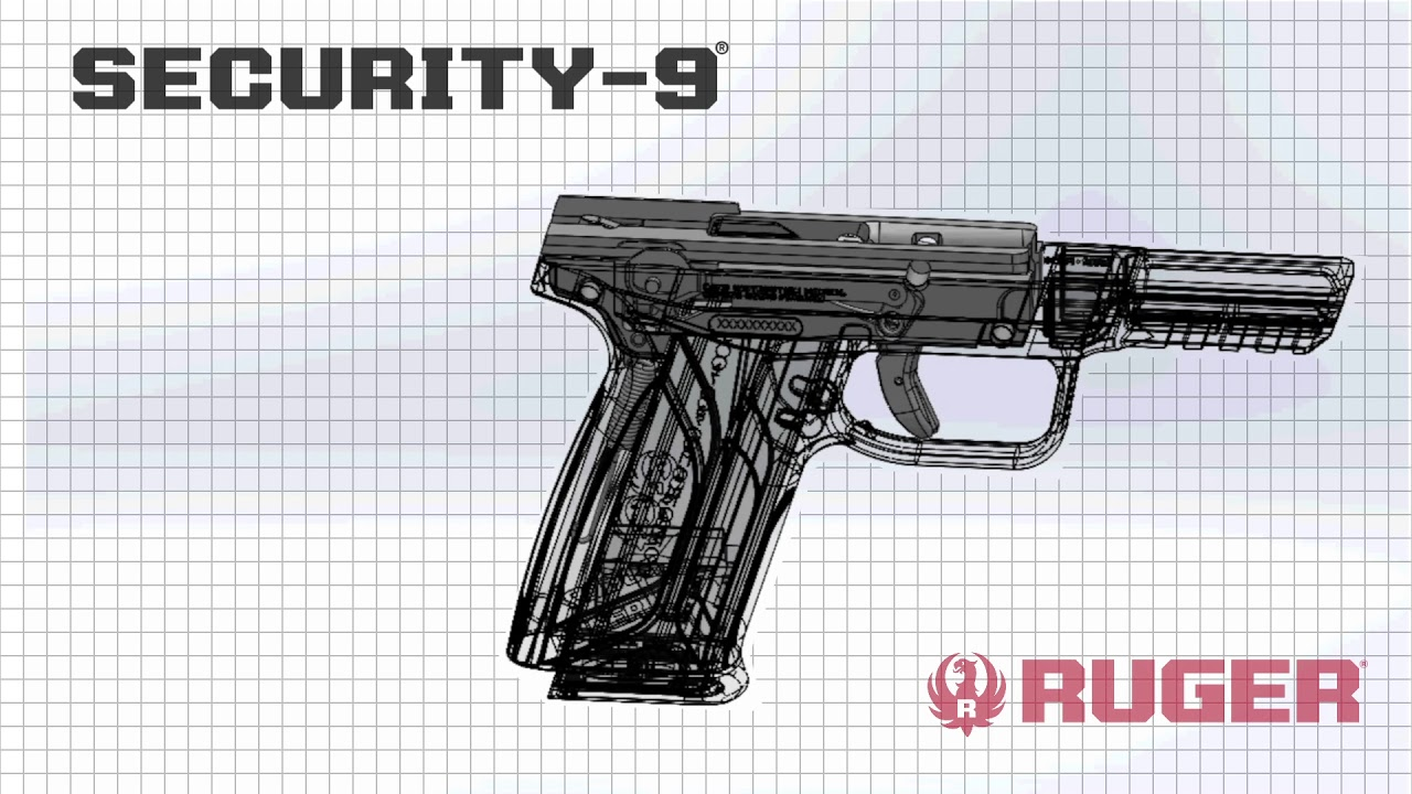Ruger® Security-9® Features
