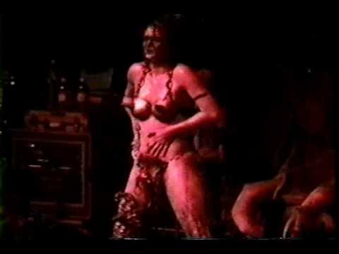 GWAR - The Issue Of Tissue/Meat Sandwich - (Milwaukee, WI, 1996) (04/12)