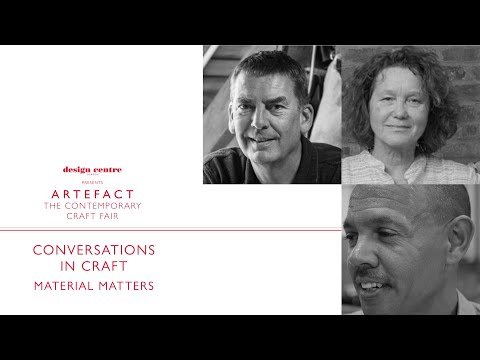 Conversations In Craft: Material Matters