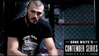 Dana White's Contender Series Brasil – Uma Chance no UFC: Leonardo Silva