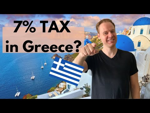 Could this be the reason to move to Greece? 🇬🇷 (New Tax Laws)