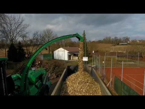 Albach Diamant 2000 Self-Propelled Chipper