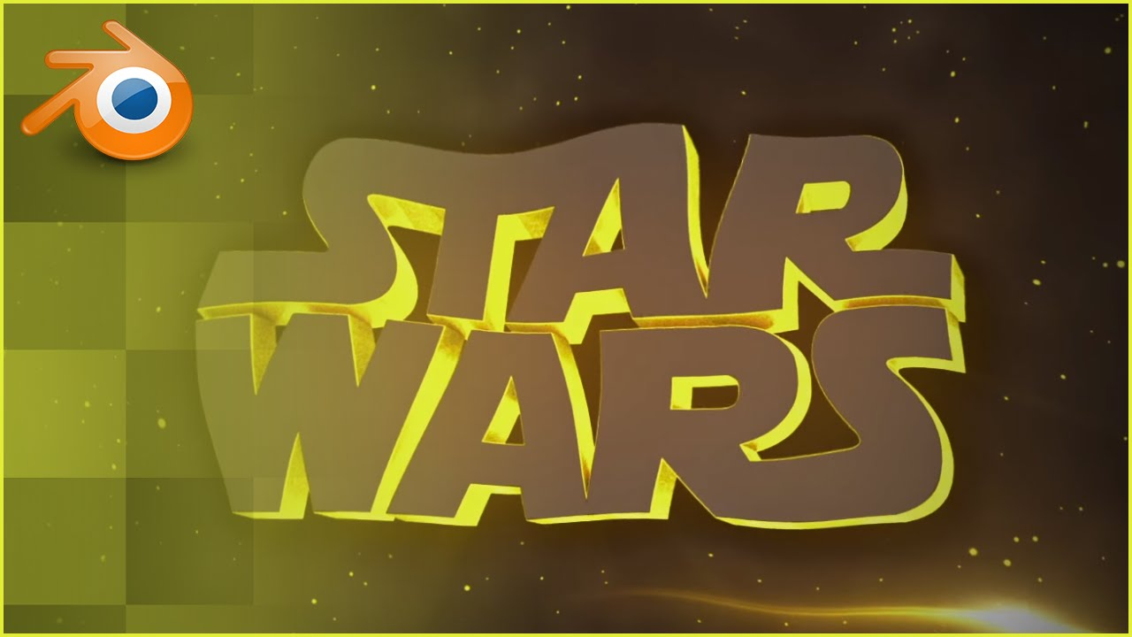 Blender & AE Star Wars Intro Template - FREE DOWNLOAD