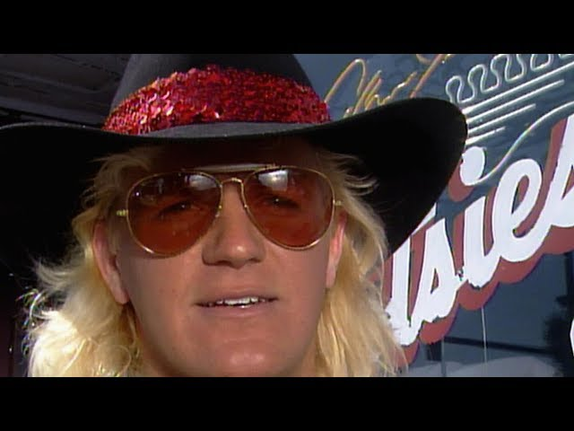 Jeff Jarrett runs down the Grand Ole Opry and The Undertaker: Raw, Nov. 8, 1993