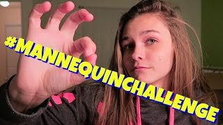 REACTING TO MANNEQUIN CHALLENGE ON MUSICALLY | Emma Marie