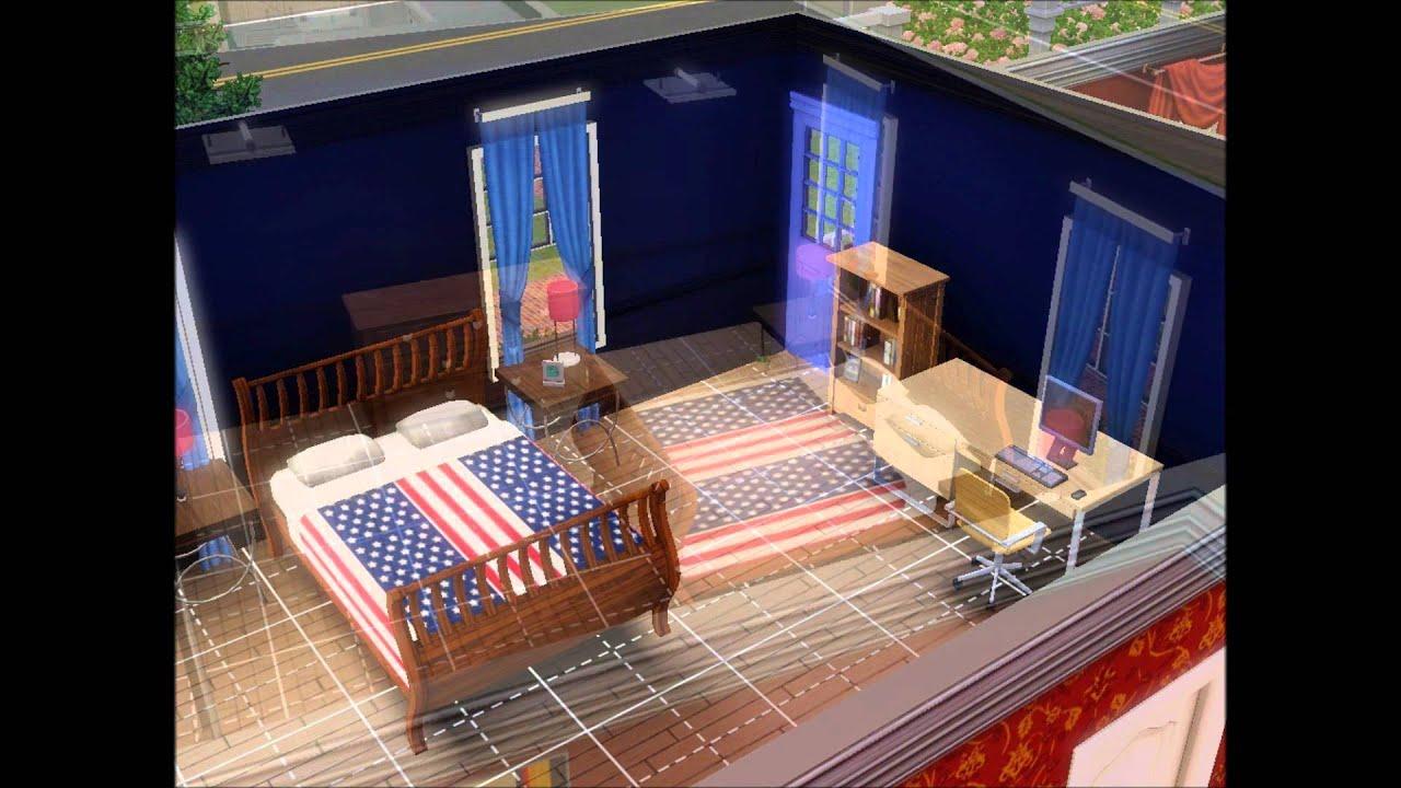les fr res scott maison de karen roe les sims 3 youtube. Black Bedroom Furniture Sets. Home Design Ideas