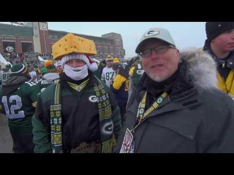 Fan Cam - Packers vs. Seahawks at Lambeau Field - 12/11/16