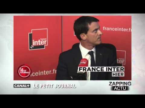 La (très) étrange attitude de Manuel Valls sur France Inter