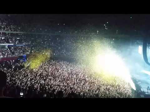 [LIVE] Flume - Free at Qudos Bank Arena, (09/12/16).
