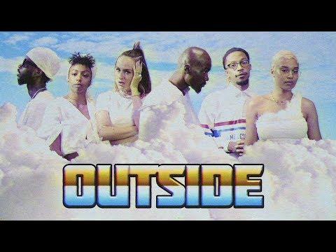 TIME #6: Gracy Hopkins - OUTSIDE (with TheJayneral, Anaïs SD, LYNN, Krisy & Bonnie Banane)