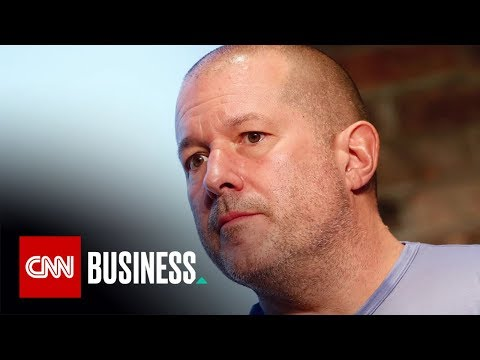 He designed the iPhone. Now Jony Ive is leaving Apple