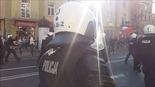 Marsz Równości w Lublinie (cz.1), 13.10.2018