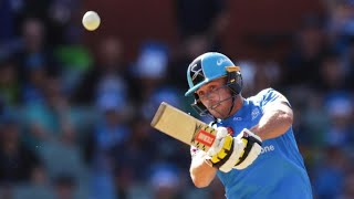 Salt steps up as Strikers cruise to victory | KFC BBL|09