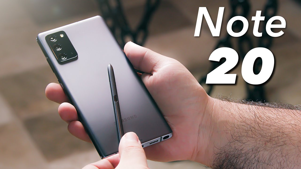 Samsung Galaxy Note 20    القنبلة البلاستيكية ؟؟